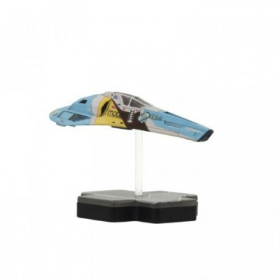 Figurka TOTAKU: WipEout - Feisar FX350 Ship
