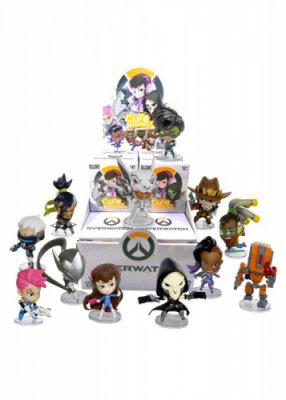 Blind box Overwatch: Cute but Deadly Series 3