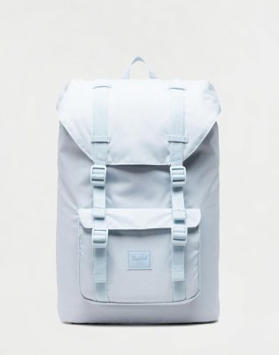 Herschel Supply Little America Mid-Volume Light Ballad Blue Pastel 17 l
